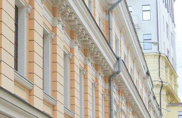 """Западный корпус """"Китайских бань"""" в Театральном проезде отреставрируют. Фото: сайт мэра Москвы"""
