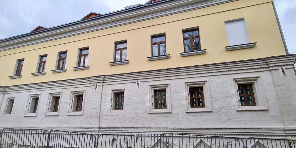 Фасады палат Киреевского отреставрировали. Фото: сайт мэра Москвы