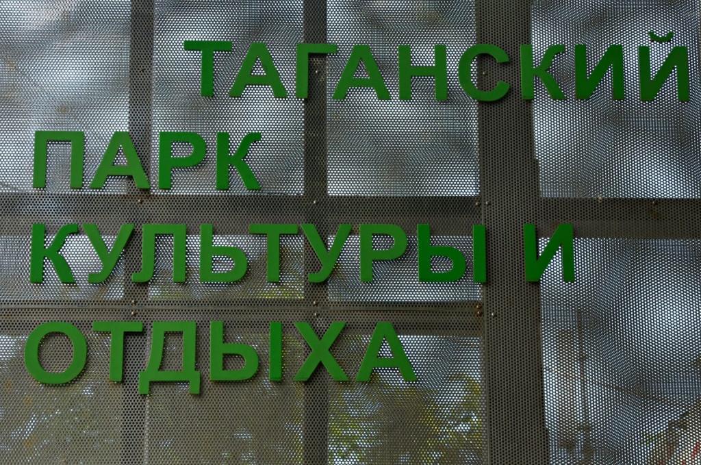 Гости Таганского парка сыграли в лазертаг. Фото: Анна Быкова